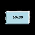 60 x 30 cm