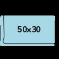 50 x 30 cm
